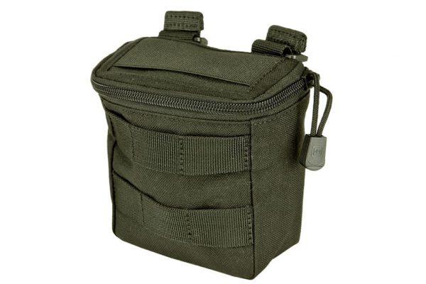 5.11 tactical vtac shotgun ammo pouch - olive