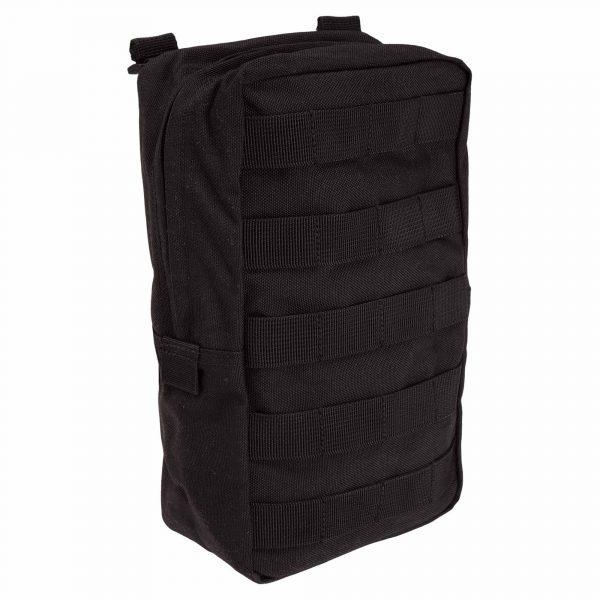 "5.11 6x10"" vertical molle pouch - black"