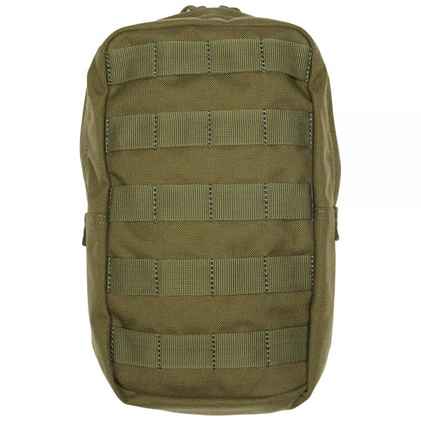 "5.11 6x10"" vertical molle pouch - olive"