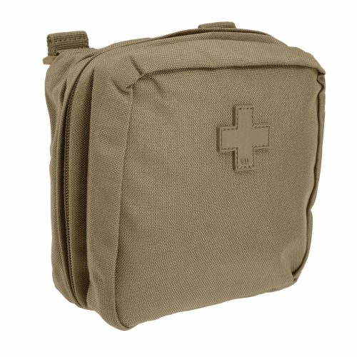 5.11 6x6 molle medic pouch - sandstone