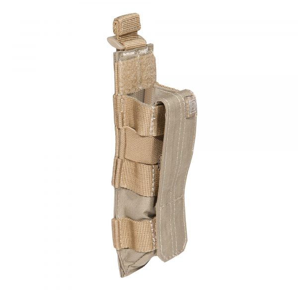 5.11 tactical single mp5 magazine pouch - sandstone