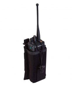5.11 tactical molle radio pouch - black