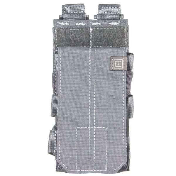 5.11 tactical single AR mag pouch - storm grey