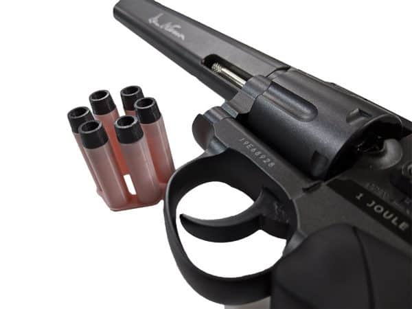 6 Shooters airsoft multishot hexshot 2
