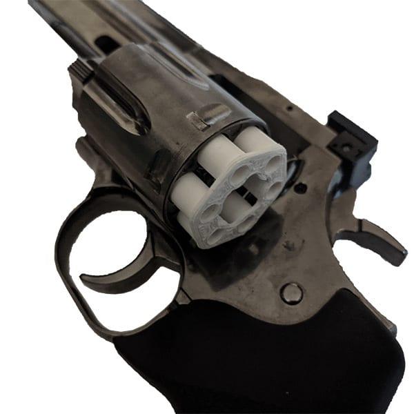 6 shooters hexshot revolver multishot v3 2