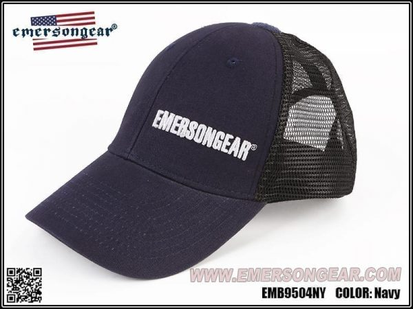 emerson gear blue label ventilation cap - navy