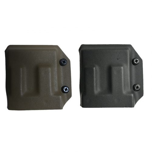 falcon battle systems kydex single ar/m4 mag pouch