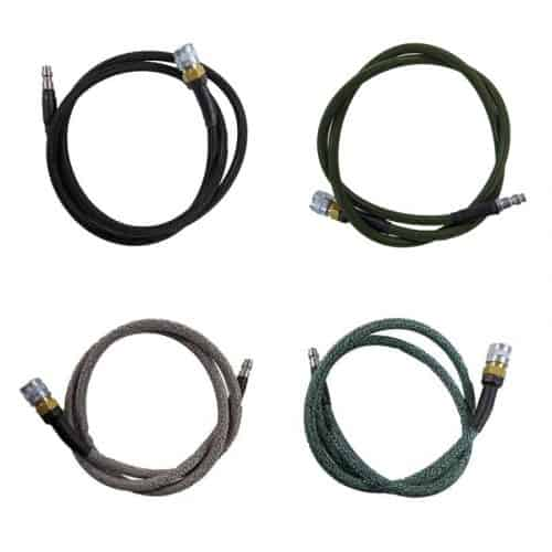 high pressure airsoft hpa hose - all 36