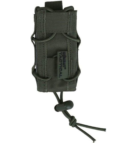 kombat uk delta multi-calibre pistol magazine pouch - olive