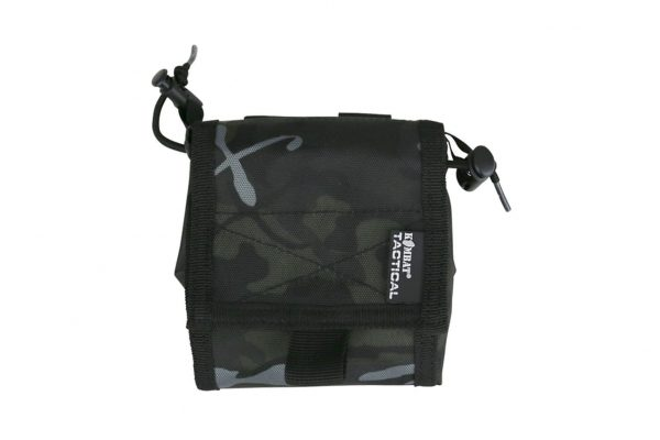 kombat uk folding dump pouch - btp black