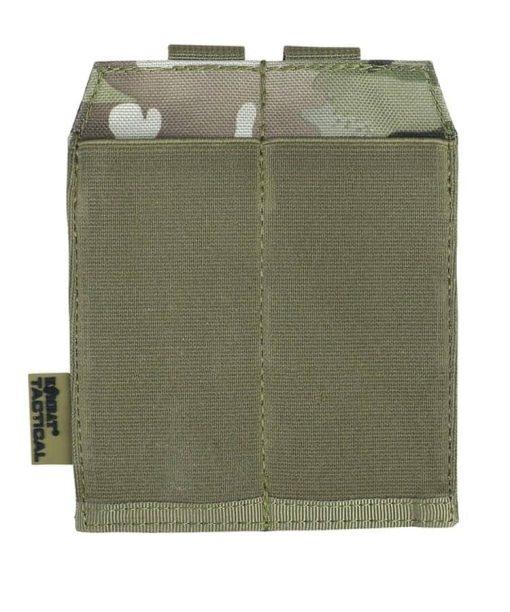 kombat uk guardian double pistol magazine pouch - btp