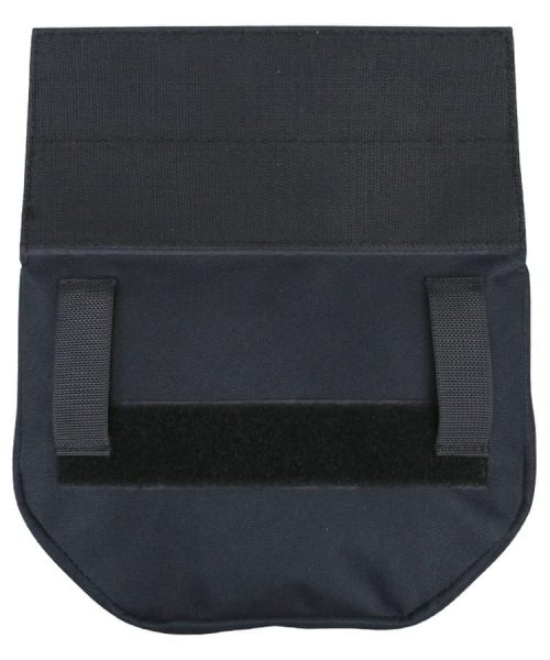 kombat uk guardian waist bag - black rear