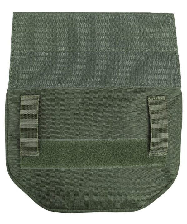 kombat uk guardian waist bag - olive rear