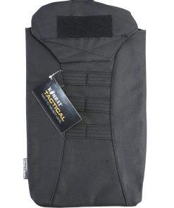 kombat uk molle hydration pouch - black
