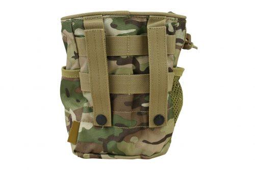kombat uk large dump pouch - btp rear
