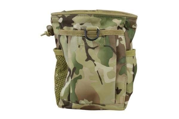 kombat uk large dump pouch - btp