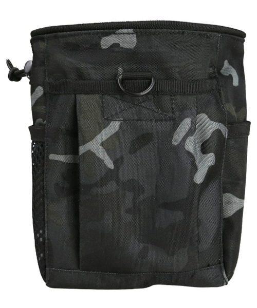 kombat uk large dump pouch - btp black