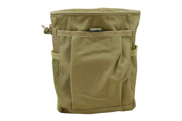kombat uk large dump pouch - tan