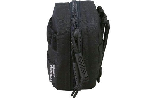 kombat uk mini utility pouch - black side