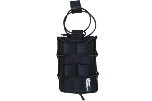 kombat uk delta multi-calibre magazine pouch - black
