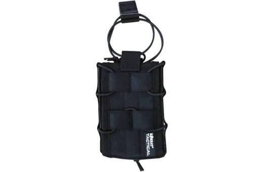 kombat uk delta multi-calibre magazine pouch - black