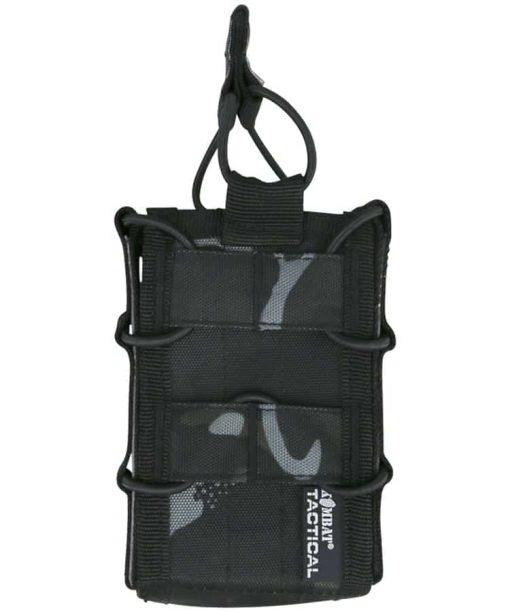 kombat uk delta multi-calibre magazine pouch - btp black