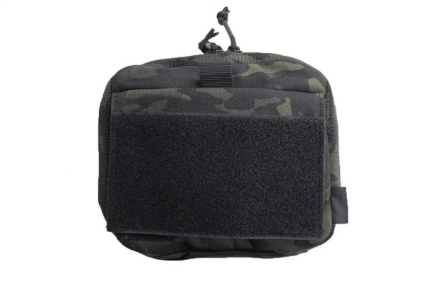 emerson gear large edc pouch - multicam black