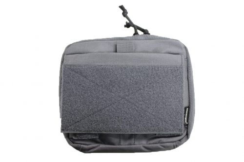 emerson gear large edc pouch - grey