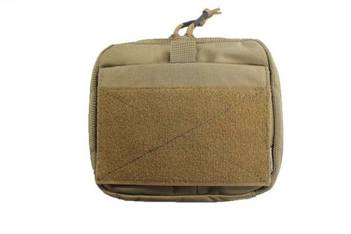 emerson gear large edc pouch - coyote brown