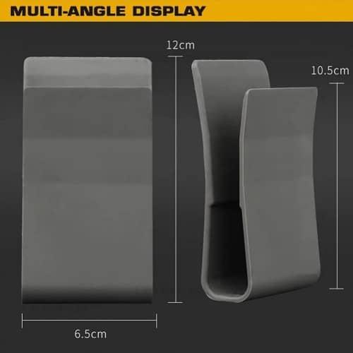 wbd rigged magazine pouch insert grey 3