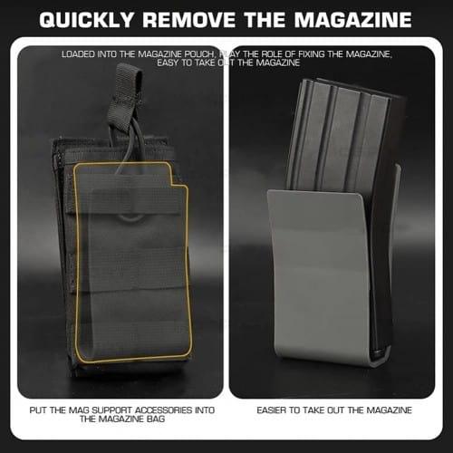 wbd rigged magazine pouch insert grey 4