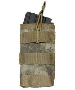 oper8 single bungee m4 magazine pouch - atacs au front