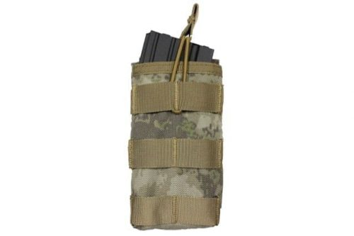 oper8 single bungee m4 magazine pouch - atacs au front