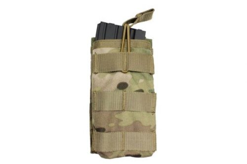oper8 single bungee m4 magazine pouch - mec front