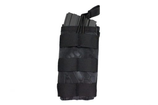 oper8 single bungee m4 magazine pouch - typhon front
