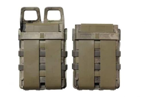 oper8 tactical fast mag 5.56 pouch set - atacs au rear