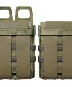oper8 tactical fast mag 5.56 pouch set - atacs fg rear
