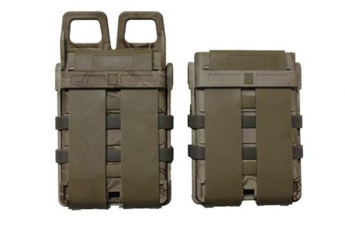 oper8 tactical fast mag 5.56 pouch set - nomad rear