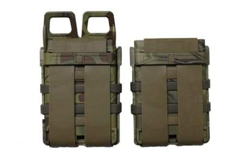 oper8 tactical fast mag 5.56 pouch set - mandrake rear