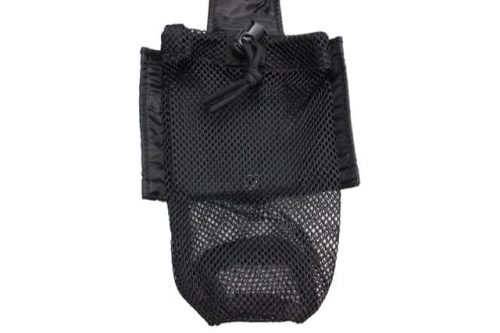 oper8 tactical grenade dump pouch - black open