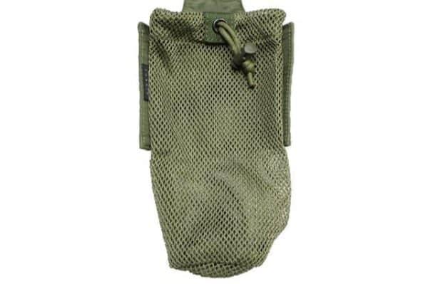 oper8 tactical grenade dump pouch - olive open