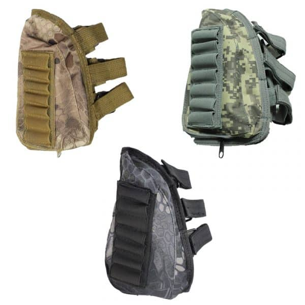 oper8 rifle stock pouch for sniper and shotgun - all