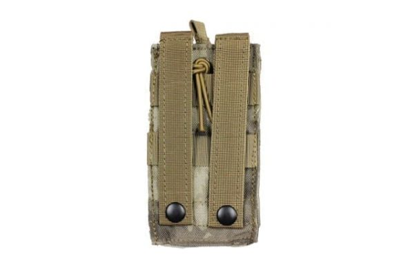 oper8 single bungee m4 magazine pouch - atacs au back