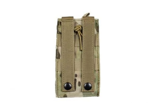 oper8 single bungee m4 magazine pouch - mec back