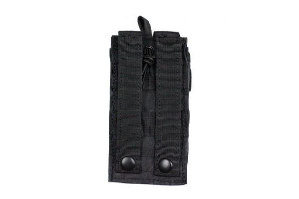 oper8 single bungee m4 magazine pouch - typhon back