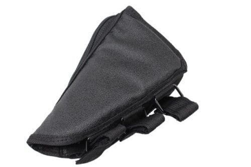 oper8 rifle stock pouch for sniper and shotgun - typhon back