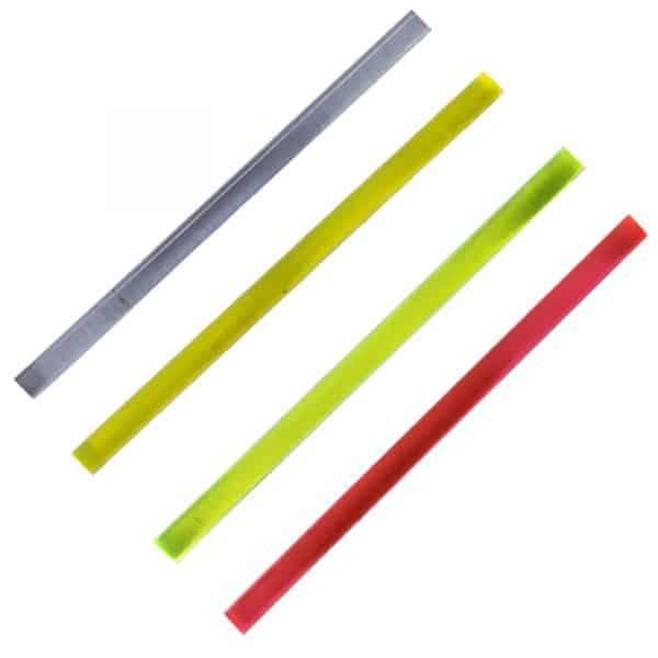 6 shooters 1.5mm fibre optic rod - all