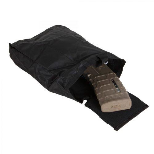 tasmanian tiger light dump pouch - black