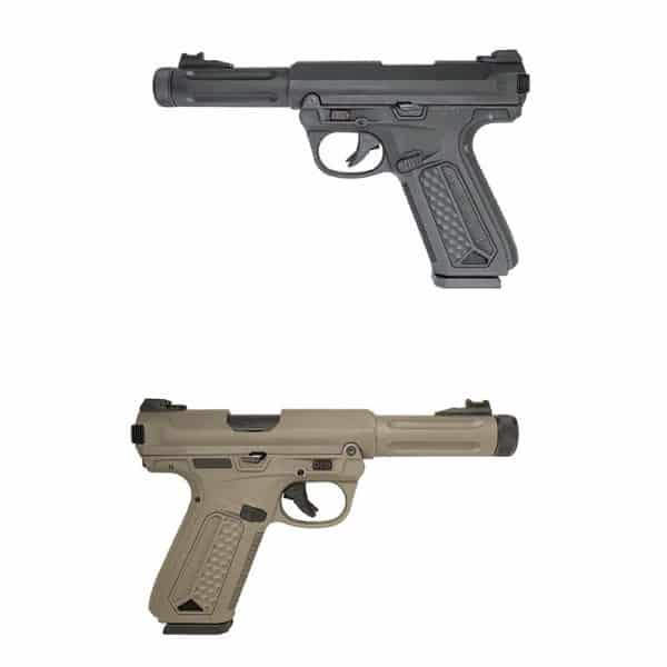 action army aap-01 gas blowback pistol