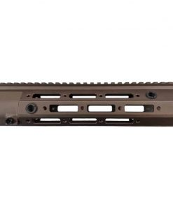 arthurian airsoft excalibur mordred front rail 416 style - sandstone